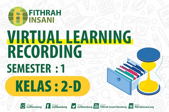 Virtual Learning Recording 2D